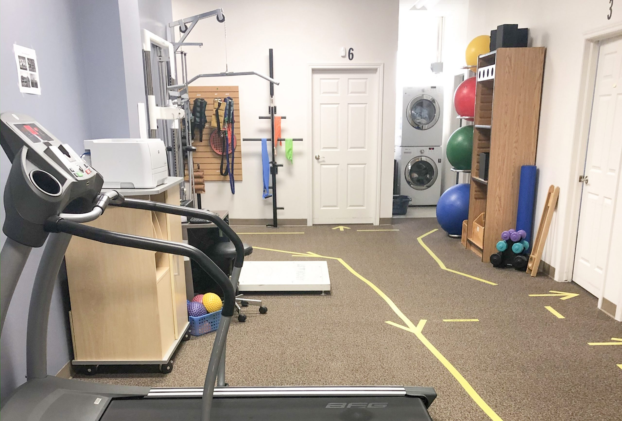 Beaverbrook physiotherapy Office